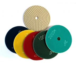 Ceramica Dry Polishing Pads