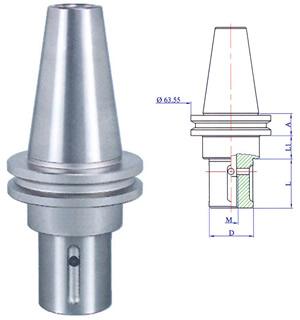 Clearance Tool Holders : 22Ø x 34mm  Intermac/Bimatech
