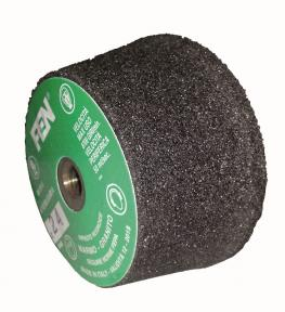 Silicone Carborundum Wheels with M14 Fitting
