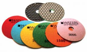 Waters Group Ceramica Dry 100mm Polishing Pad