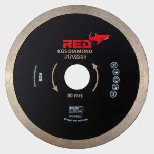 KGS Red K828 Diamond Cutting Blade