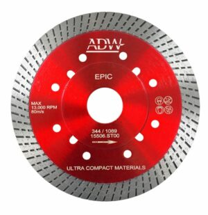 ADW Ultra Compact Surface Blade