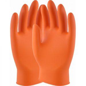 Maxim orange gloves